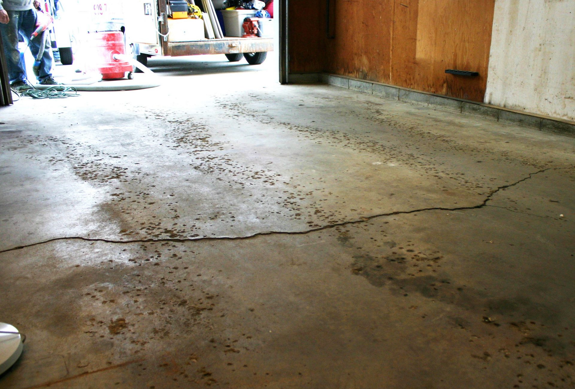 sealers for awesome floor acrylic sealer concrete dusty floors sealing garage flooring